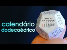 calendario dodecagono