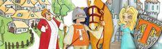 la princesse et le  dragon, boîte d'anniversaire #Tatitata #kids #birthday