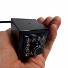960P support Pickup Wireless Mini IR Wifi camera Audio camera Mini Wifi 940nm Led Ir Ip Camera With IR Cut Night Vision HI3518E