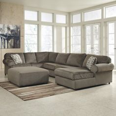 3 Piece Dual Cuddler Sectional Sectionals Living Rooms