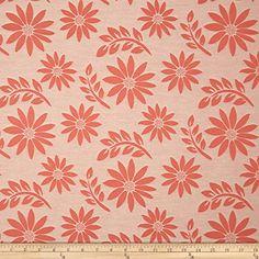 Robert Allen Promo Dahlia Toss Jacquard Coral Pink Fabric Robert Allen http://www.amazon.com/dp/B00RH1P0Q4/ref=cm_sw_r_pi_dp_eLJ9vb1AXKYXG