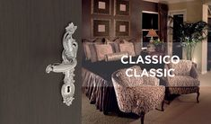 Para viviendas clasicas llenas de detalles autenticos. Doors, Home Decor, Decoration Home, Room Decor, Home Interior Design, Home Decoration, Interior Design, Gate