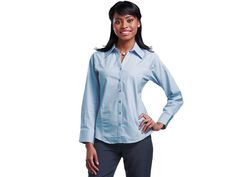Pioneer Check Blouse at Ladies shirts | Ignition Marketing Corporate Clothing