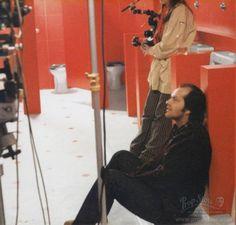 Jack Nicholson As Jack Torrance In The Shining Screen ️