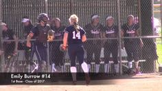1st Base Stretch Out. Varsity High School Softball: Great Oak vs Grand T...