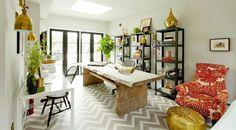 Genevieve Gorder Home Office