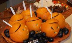 Jack-O-Lantern Oranges