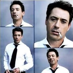 Robert Downey Jr. RDJ