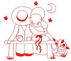 Riscos fofos e românticos | Desenhos e Riscos - Desenhos para colorir