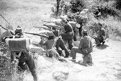 GC Milicianas-Milicianos XIV   II República Española