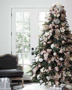 Beautiful Christmas Trees Tree Decor Ideas Art Home Happy New Year