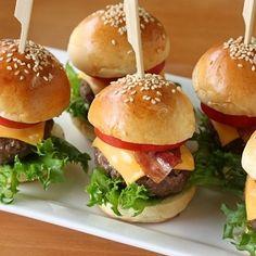 Daddy Cool!: Συνταγές για λαχταριστά finger food