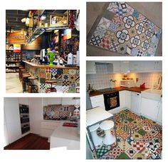 Patchwork #patchwork #azulejos #tiles #home #casa #design #spain #spanish