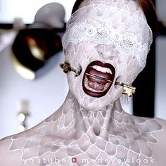 Photo Gallery Follows the Text and Video If you're familiar with the special effects makeup community of Youtube you know horror fanatic Alexys Fleming, or as she is more commonly know, Made Yew Lo...