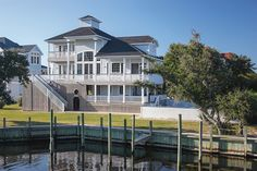 FRISCO Vacation Rentals | 2 Good to Go - Canalfront Outer Banks Rental | 524 - Hatteras Rental