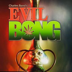 Get some #horror with your #bongrips? Follow @bloodbath_tv A little #420 #review coming soon. #EvilBong #horrormovies #comedy #weed #movies #cannabis #humor #marijuana #maryjane #spooky #silly