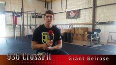 Grant Belrose CrossFit Champion