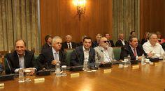 En Arxikos Politis: Έγινε ο ανασχηματισμός: Αυτή είναι η νέα κυβέρνηση...