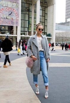 Best Outfit Ideas For Fall And Winter  40 Street Style Snaps From New York Fashion Week: Day 3