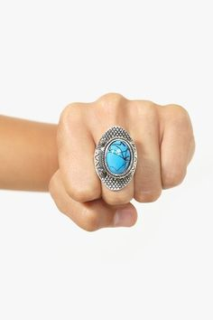 #nastygal.com             #ring                     #Tucson #Turquoise #Ring  Tucson Turquoise Ring                               http://www.seapai.com/product.aspx?PID=1472672