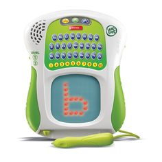 Pin for Later: Gift Guide: The Best Gifts For 3-Year-Olds LeapFrog Scribble and Write Learning to write your letters and numbers is a lot more fun with LeapFrog's Scribble and Write ($22).