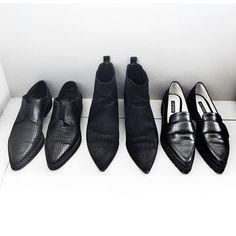 """""""A hegyes orr visszatért ebben az évben egy alap darabnak fog számítani nektek hogy tetszik?// pointed shoes are back! This year they gonna be one of the must haves! How do you like them?"""