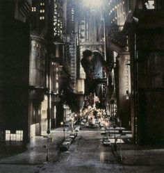 Gotham City - Batman | 24 Famous Miniature Movie Sets That Will Blow Your Mind