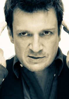 Nathan Fillion, Richard Castle, Castle Tv Shows, Gifs, Sully, One Life, Serenity, Handsome, Actors