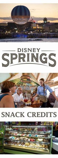 Best use of snack credits at Disney Springs on the Disney Dining Plan. Menu pictures, food photos, hints and hacks, tips and tricks to get the best value at Disney Springs. Cupcakes and Chinese spring rolls. Get the best value at Disney Wolds, Orlando, Fl