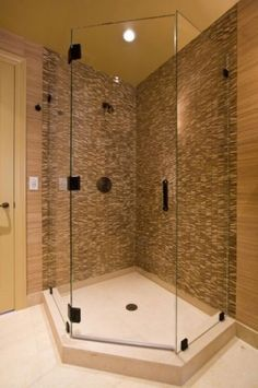 Incroyable Corner Shower Master