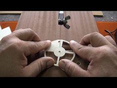 Maquina de marquetería casera 2.3 partes - YouTube