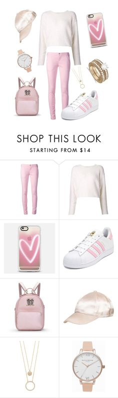 WINTER ❄️ by shyane0 on Polyvore featuring Chloé, FAY, adidas, Allurez, Kate Spade, Olivia Burton, Casetify and Dorothy Perkins