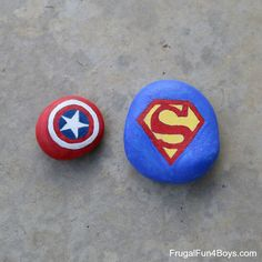 25  Awesome Rock Painting Ideas - Frugal Fun For Boys and Girls