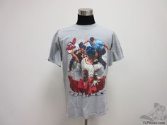 Vtg 90s Lee Sport Cleveland Indians Short Sleeve Crewneck t Shirt sz L Large #LeeSport #ClevelandIndians #tcpkickz