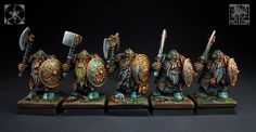 Warhammer FB | Dwarfs | Ironbreakers #warhammer #ageofsigmar #aos #sigmar #wh…