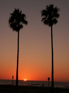 La Jolla Shores, Kellog Park, Sundown