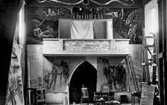 As pinturas religiosas de Emeric Marcier na Santa Casa