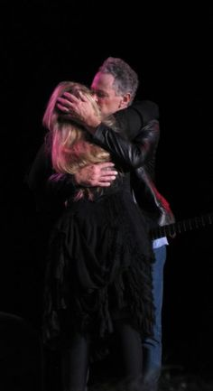 Stevie and Lindsey, makes my heart melt <3