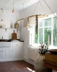 "deVOL Kitchens on Instagram: ""There's something quite lovely about being able to open the windows or get your clothes out on the line to dry in the fresh breeze and a…"""