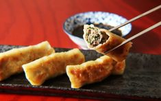 Xi'an Beef & Chives Potstickers [China]