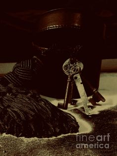 This is my Vintage Skeleton Keys and Tassle Nbr 3 image, available in print, canvas and for crafters a unique option on the site to resize the image to leave blank space to embellish with your trinkets, ribbon or hand written message. Inside you have a 500 character limit to place your own poem or message and the cards are available in black or white stock card with white envelope included. Also a great way to collect a small print from your favorite artists, one of which is hopefully me! :)