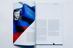 #Annual Report on Behance