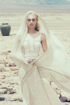 Mara Hoffman Wedding Dresses — Devotional Bridal Collection | Wedding Inspirasi