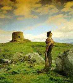 Maire Brennan- my favorite celtic (christian) folk singer