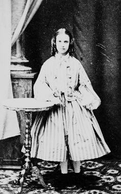 Empress Maria Feodorovna (1847-1928), when Princess Dagmar of Denmark c.1861
