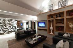 Lounge e Banheiro Unissex - Maria Benito