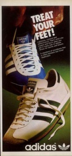 new styles 69cd7 76ab9 Manifesto Pubblicitario, Scarpe Vintage, Vintage Retrò, Moda Vintage,  Scarpe, Pubblicità Vintage
