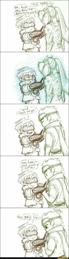 Genji noooooo