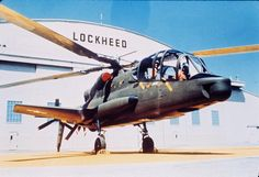 AH-56 CHEYENNE, won the competition against the ah-1 cobra, but could not go into production