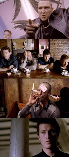 Lock, Stock and Two Smoking Barrels, 1998 (dir. Guy Ritchie)funniest movie ever